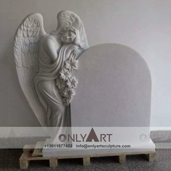 Small Angel Statues For Graves: Www.onlyartsculpture.com