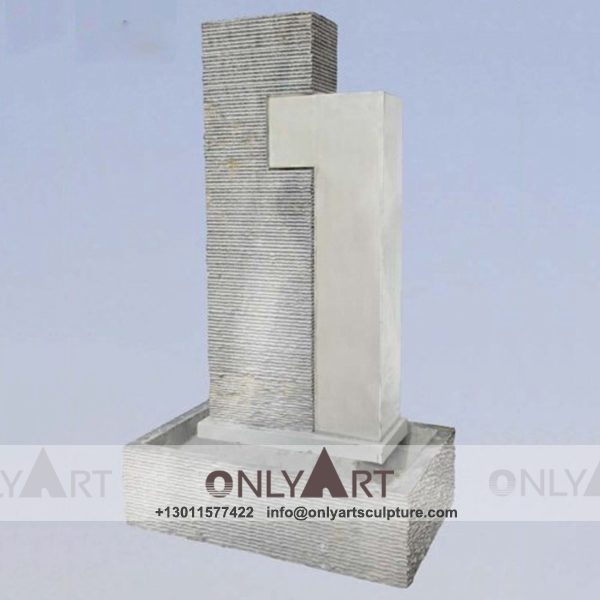 Fountain Marble Sculpture ; Marble Fountain ; stone Fountain ; Indoor ; Outdoor ; Hand carved ; life size ; Large ; Ball ; Wall Fountain ; Classic Marble Outdoor Wall Fountains Sculpture