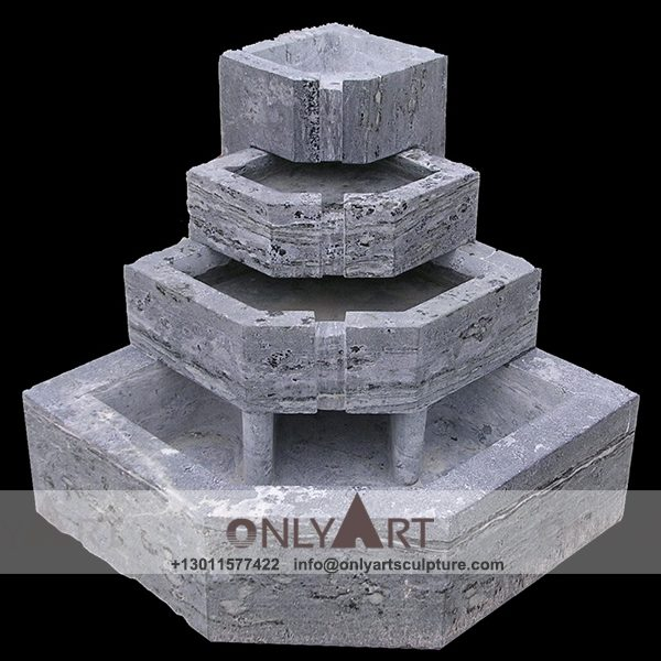 Fountain Marble Sculpture ; Marble Fountain ; stone Fountain ; Indoor ; Outdoor ; Hand carved ; life size ; Large ; Ball ; Wall Fountain ; Hot sale cube marble stone fountain