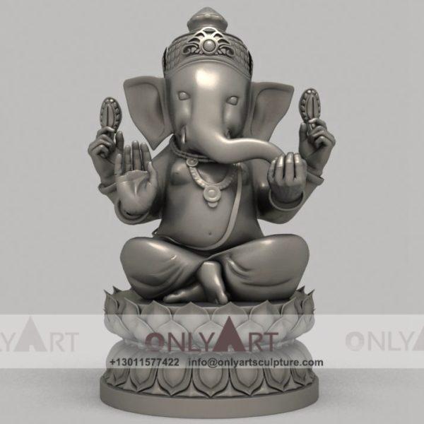 outdoor ; life size ; park decoration ; buddha statue ; art figurines ; thai buddha statue ; home decoration ; Buddhist Elephant Figurines Ganesh Statue