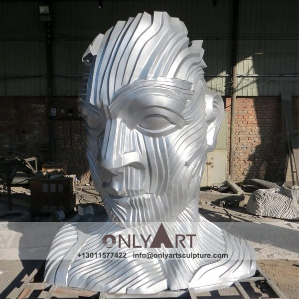 Stainless Steel Sculpture ; Stainless Steel chair ; Home decoration ; Outdoor decoration ; City Sculpture ; Colorful ; Corten Sculpture ; Mirror Art Statue ; Classic garden stainless steel face sculpture
