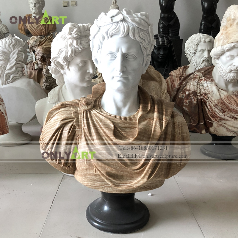 Julius Caesar sculpture No.5