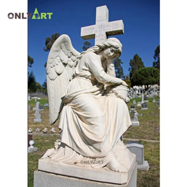 angel sculpture No.3