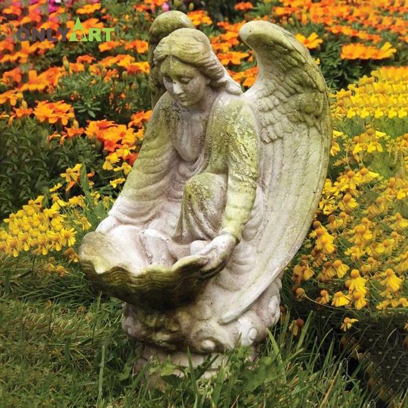 angel statue No.4