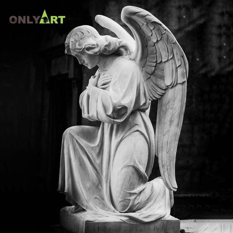 angel statue No.1