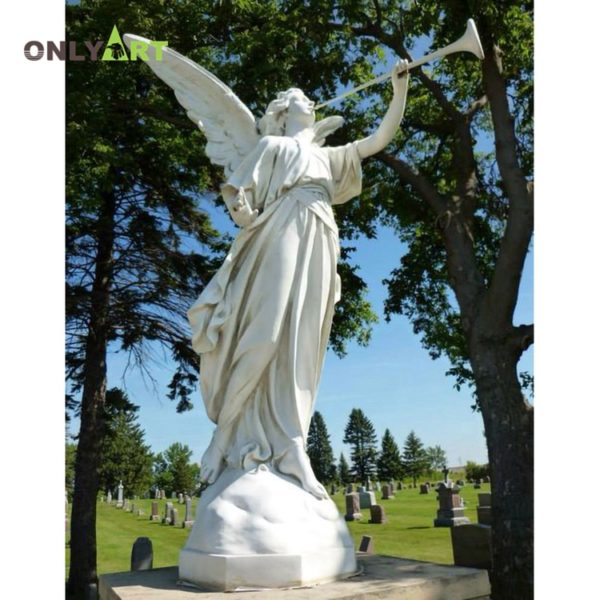 Marble Angel Statue
