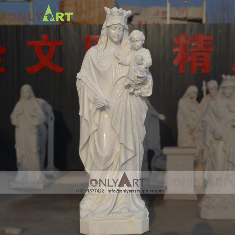 religion mary statue