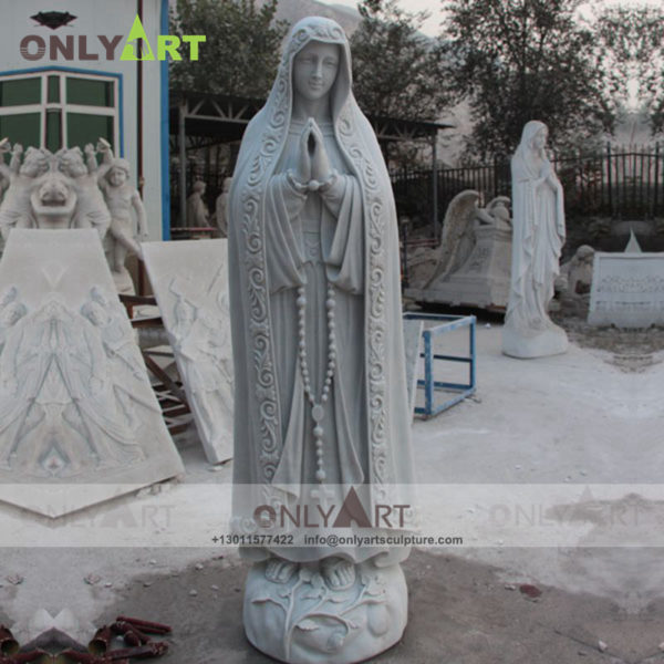 marble mary statue , virgin mary , marble statue , statue , sculpture , church decoration , square decoration , religion , Christ , outdoors , indoor, natural stone , life size , mary , catholic decoration , mother mary , black madonna statue , madonna , st mary
